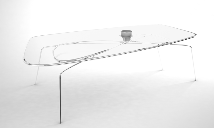 Acrylic Table